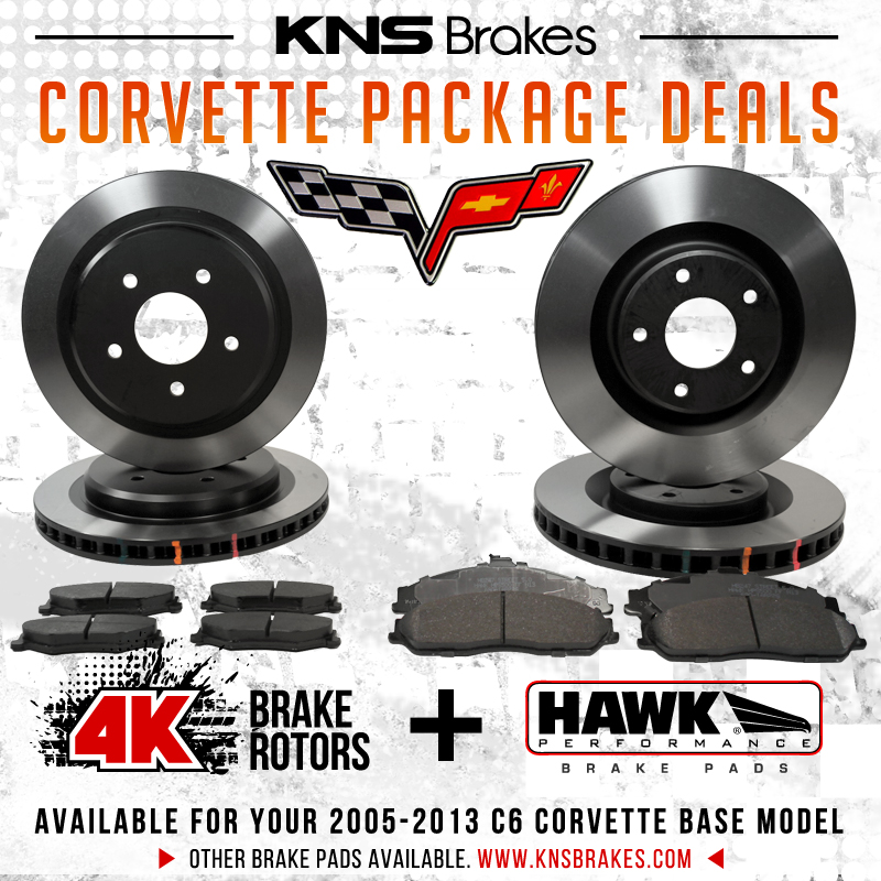 Rotors And Pads Package Deals
